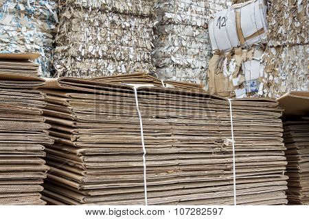 Waste Paper Recycling.