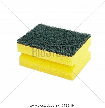 Dish Washing Sponge Foam Kitchen Cleaning Household