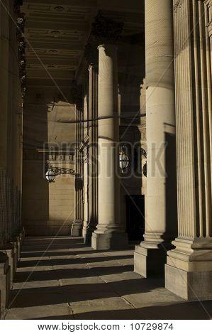 A Fine Portico