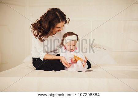 Mom And Baby Indoor