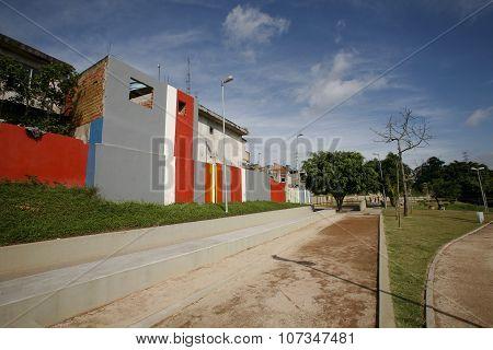 Slum Revitalized