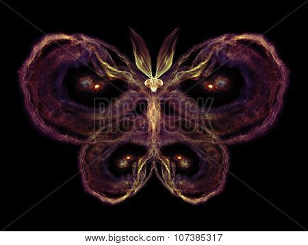 Conceptual Butterfly