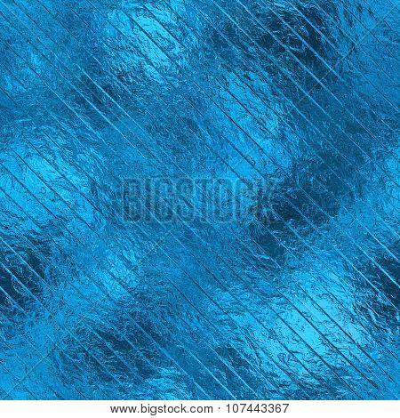 Light Blue Foil HD Texture