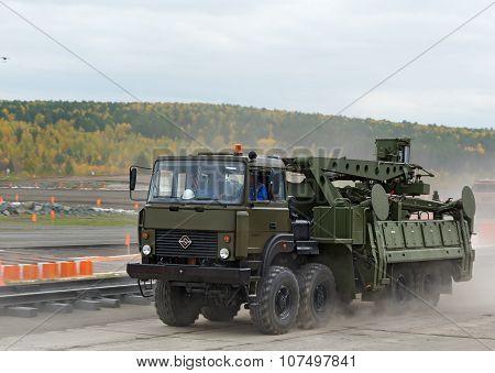 Missile Transloader Npp Start 22T6