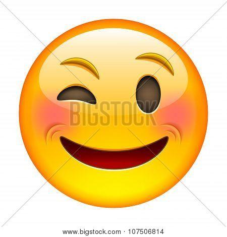 Eyewink Emoticon