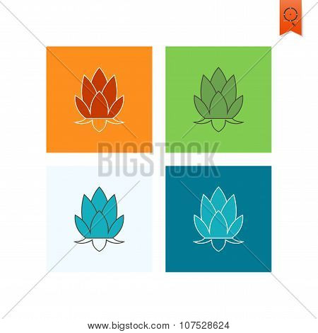 Diwali. Indian Festival Icon