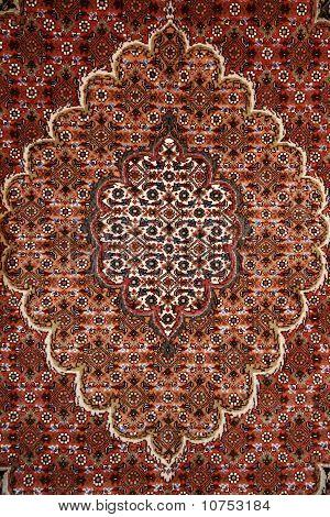 Persian Carpet Background