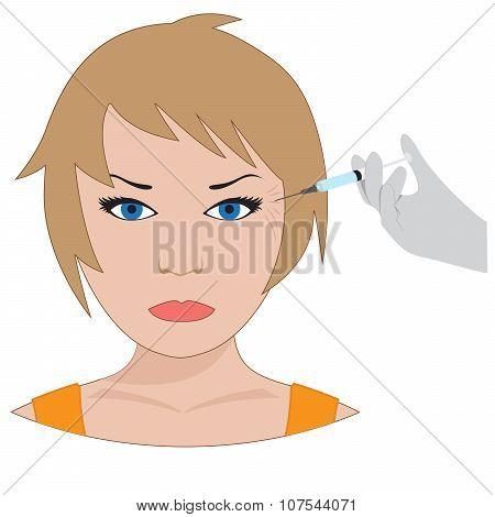 surgery of eyes wrinkles