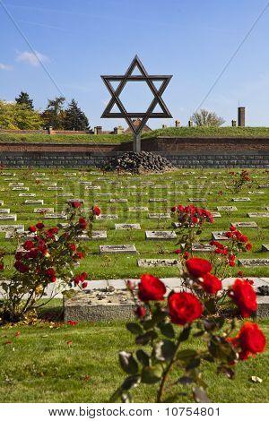 Jewish Memorial At Terezin