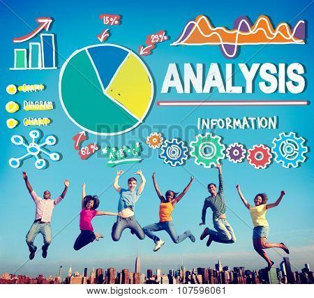 Analysis Analytics Analyze Data Information Statistics Concept