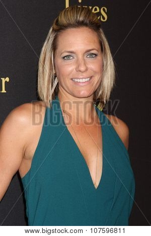 LOS ANGELES - NOV 7:  Arianne Zucker at the Days of Our Lives 50th Anniversary Party at the Hollywood Palladium on November 7, 2015 in Los Angeles, CA