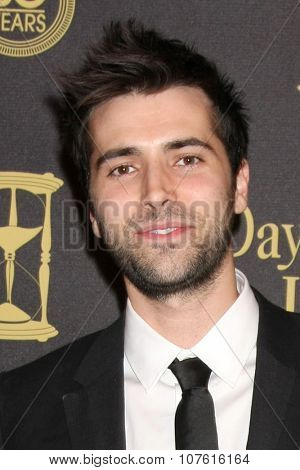 LOS ANGELES - NOV 7:  Freddie Smith at the Days of Our Lives 50th Anniversary Party at the Hollywood Palladium on November 7, 2015 in Los Angeles, CA