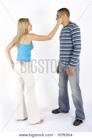 Couple'S Argue
