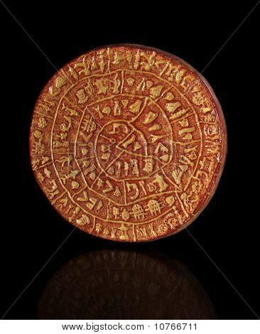 Phaistos Disc from Crete
