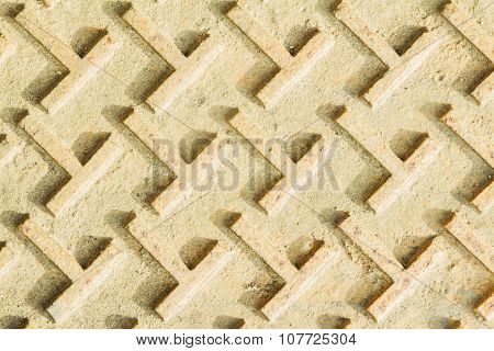 Texture of Metal Plate for background.Abstract background