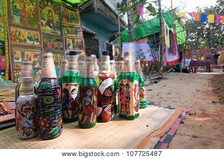 Handicrafts Being Image Photo Free Trial Bigstock