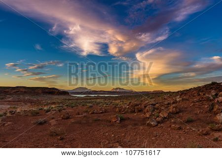 Henry Mountains, South Central Utah, United States