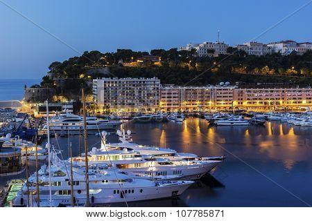 Monaco In The Morning