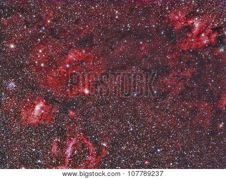 Sh2-255 Cave Nebula i