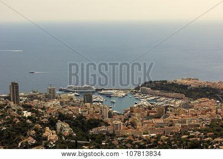 View On Monte Carlo In Monaco