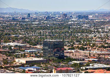 Urban Desert Skyline