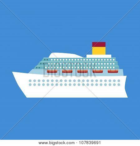 Passenger ship
