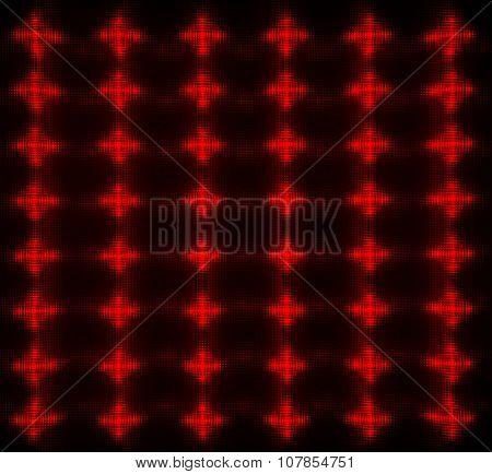 Red Led Matrix