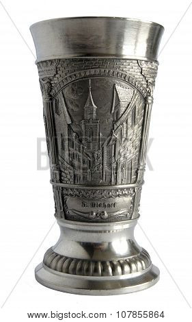 Pewter Wine Cup