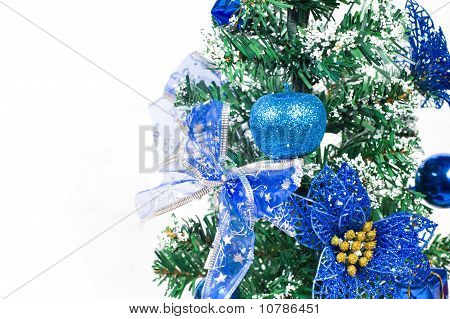The Christmas Ornament With The Christmas Tree