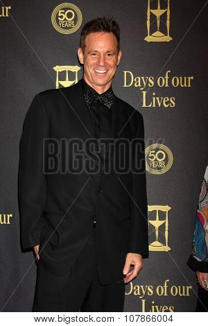 LOS ANGELES - NOV 7:  Gregg Marx at the Days of Our Lives 50th Anniversary Party at the Hollywood Palladium on November 7, 2015 in Los Angeles, CA