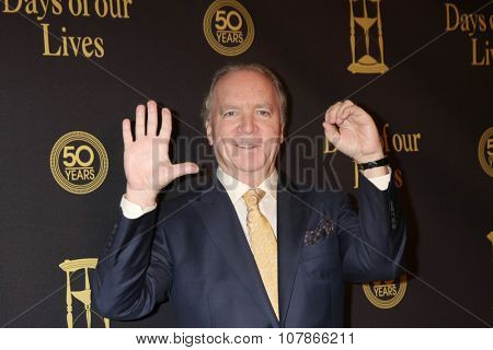 LOS ANGELES - NOV 7:  Ken Corday at the Days of Our Lives 50th Anniversary Party at the Hollywood Palladium on November 7, 2015 in Los Angeles, CA