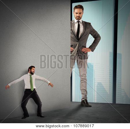 Hide from big boss