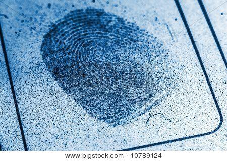 Dusty Fingerprint Record