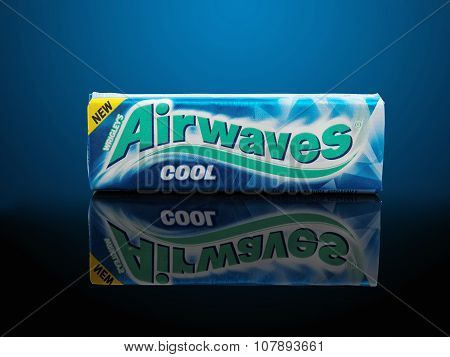Airwaves Chewing Gum