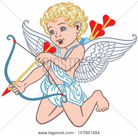 angel cupid