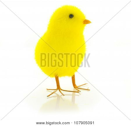 Yellow Chicken Toy