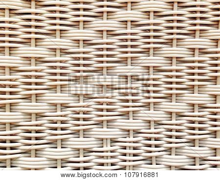 Wickerwork Texture Background