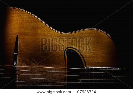 Gypsy Acoustic Guitar