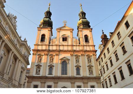 Vienna, Austria. Jesuit Church
