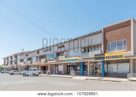 Shopping Center In Gardenia Park