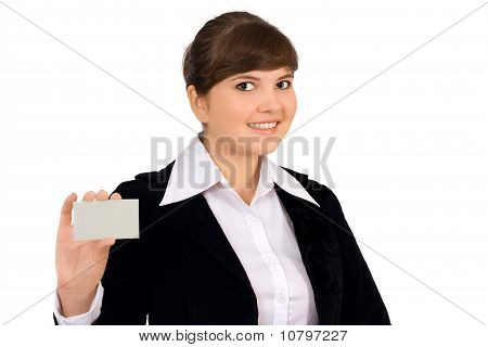 Business Card / Blank Sign