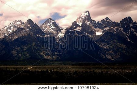 Grand Tetons National Park, Jackson Hole, Wyoming, USA
