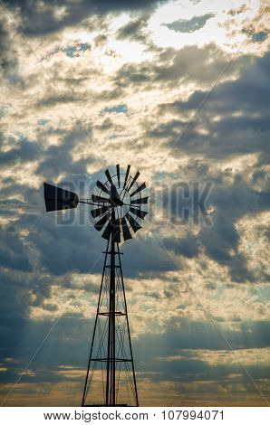 Agricultural Windmill