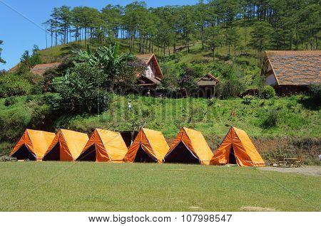 Cu Lan Village, Dalat Eco Tourism