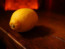 Single Rustic Lemon