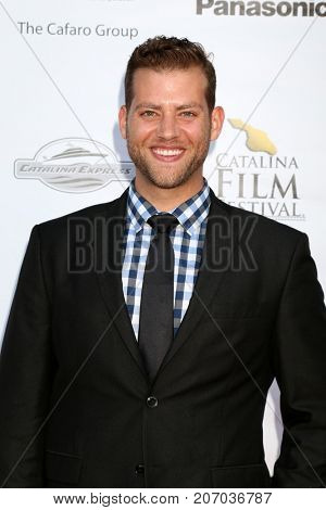 LOS ANGELES - SEP 29:  Daniel Robaire at the Catalina Film Festival - September 29 2017 at the Casino on Catalina Island on September 29, 2017 in Avalon, CA