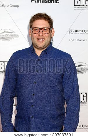 LOS ANGELES - SEP 30:   Brian Crano at the Catalina Film Festival - September 30 2017 at the Casino on Catalina Island on September 30, 2017 in Avalon, CA