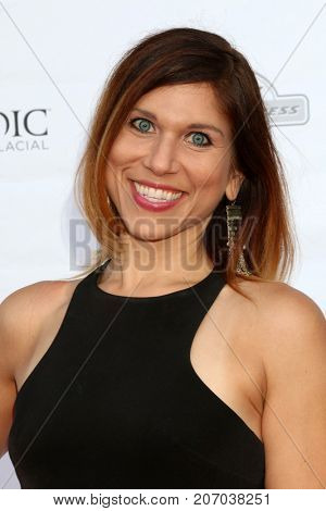 LOS ANGELES - SEP 30:  Erin Carere at the Catalina Film Festival - September 30 2017 at the Casino on Catalina Island on September 30, 2017 in Avalon, CA