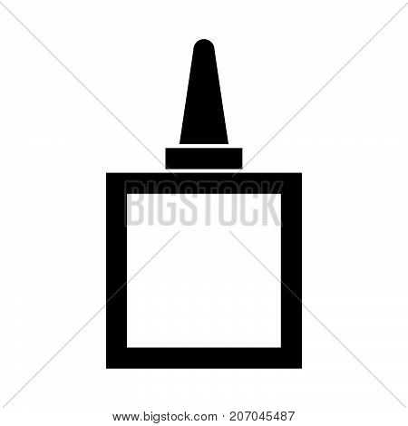 Glue Black Icon .