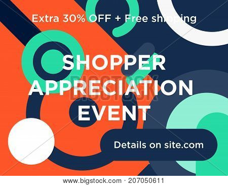 Sale web banners template for special offers advertisement. Trendy colors in a modern material design style. New arrivals and final saleconcept for internet stores promo. New arrivals web baners.
